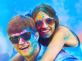 Love & Relationships,couple,marriage,Holi 2020