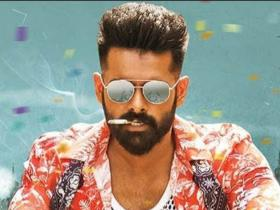 Nidhhi Agerwal,Ram Pothineni,iSmart Shankar,South,iSmart Shankar review