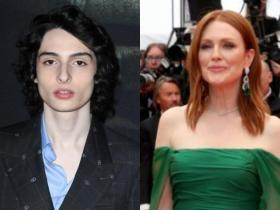 Julianne Moore,Stranger Things,Hollywood,Finn Wolfhard