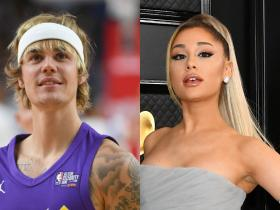 justin bieber,Ariana Grande,Hollywood,Changes