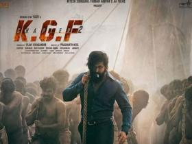 Sanjay Dutt,raveena tandon,Yash,KGF Chapter 2,South