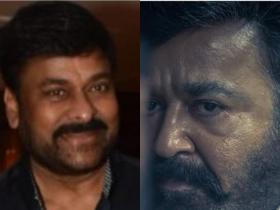 Mohanlal,Chiranjeevi,Lucifer,South,Sujeeth