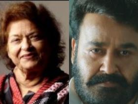 Mohanlal,South,Saroj Khan demise