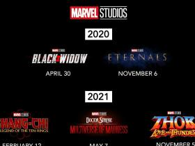 Black Widow,Hollywood,The Eternals,Thor: Love And Thunder,Doctor Strange In The Multiverse Of Madness,Shang-Chi and the Legend of the Ten Rings