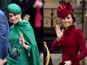 kate middleton,Faceoffs,Meghan Markle,commonwealth day 2020