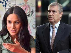 Queen Elizabeth,Meghan Markle and Prince Harry,Hollywood,Prince Andrew