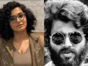 arjun reddy,Parvathy,Vijay Deverakonda,South