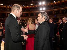 Kate Middleton and Prince William,Hollywood,Joaquin Phoenix,BAFTA 2020