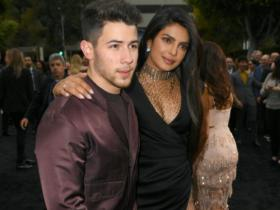 News,Priyanka Chopra,Nick Jonas,Justice for George Floyd