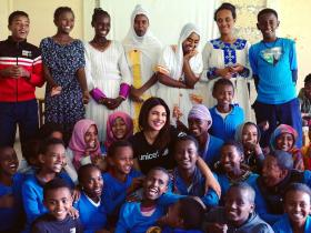 Priyanka Chopra visits refugee camps in Ethiopia, fan asks what about our motherland? Here's her reply