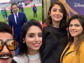 News,Ranveer Singh,Anushka Sharma,ICC World Cup 2019