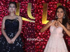 Nidhhi Agerwal,Ram Pothineni,Shraddha Srinath,South,Zee Telugu Awards