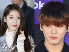 BTS,Hollywood,Jungkook,IU