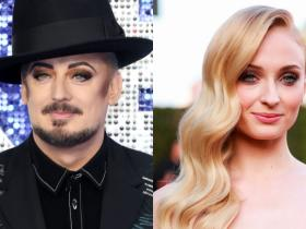Game of Thrones,Sophie Turner,Hollywood,boy george
