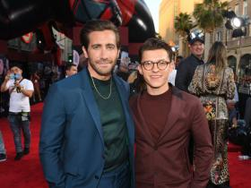 Tom Holland,Jake Gyllenhaal,Spider-Man: Far From Home,Hollywood