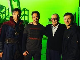 Tom Holland,Stan Lee,Spider-Man: Far From Home,Hollywood
