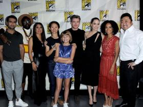 angelina jolie,Kevin Feige,Richard Madden,Hollywood,The Eternals