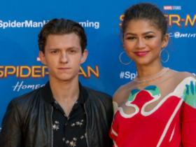 Tom Holland,Spider-Man: Far From Home,zendaya,Hollywood