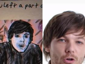 One Direction,Louis Tomlinson,Hollywood