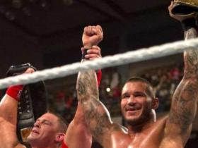 WWE,John Cena,Hollywood,Randy Orton