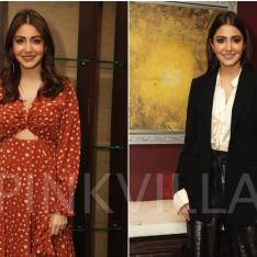 Yay or Nay : Anushka Sharma in Appapop and Cinq A Sept