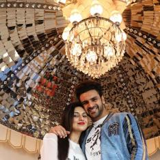 Vivek Dahiya turns genie for wife Divyanka Tripathi on her birthday, his love filled post is not to be missed