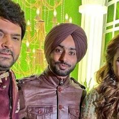 Inside Kapil Sharma and Ginni Chatrath's Amritsar Reception: The newlyweds take the stage with Daler Mehndi