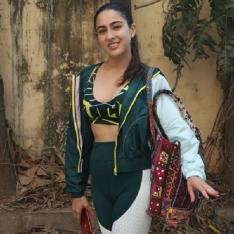 Photos: Sara Ali Khan is all smiles as she hits the gym on the weekend; Shahid Kapoor papped at the airport