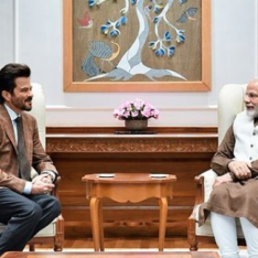 Anil Kapoor on meeting PM Narendra Modi: Never seen anyone work so hard for the nation