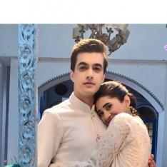 EXCLUSIVE VIDEO: Mohsin Khan and Shivangi Joshi on Yeh Rishta Kya Kehlata Hai completing 10 years and Kaira