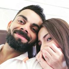 Anushka Sharma and Virat Kohli are each other's gym buddies; View Picture