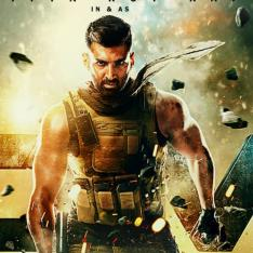 OM: The Battle Within FIRST look: Aditya Roy Kapur goes guns blazing in his fighter avatar for Summer of 2021