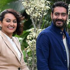 EXCLUSIVE: After Sonakshi Sinha, THIS is when Ajay Devgn will begin shooting for Bhuj: The Pride of India