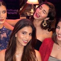 Ananya Panday shares perfect throwback pic with Suhana, Navya, Shanaya; Reveals what has changed among them
