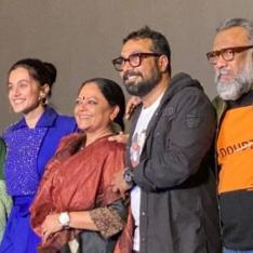 Anurag Kashyap at Thappad screening: Half our problems would be solved if Home Minister Amit Shah says 'sorry'