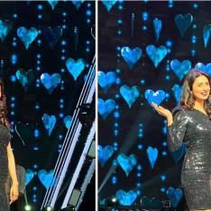 Divyanka Tripathi shares first glimpse of hers as the host for The Voice and we are excited