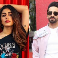 EXCLUSIVE: Here's what Alaya F has to say about doing a film with Ayushmann Khurrana and her future projects