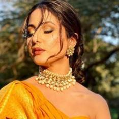 PHOTOS: Kasautii Zindagii Kay actress Hina Khan is like a ray of sunshine in these latest pictures