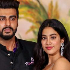 Janhvi Kapoor is all praises for Arjun Kapoor for his 'noble and quiet' act in India's Most Wanted; View Post