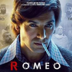 John Abraham shares the first look of Romeo from RAW and it's intriguing