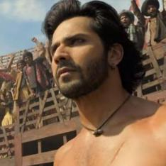 Varun Dhawan drops in the teaser of Kalank's song First Class making us curious for its release