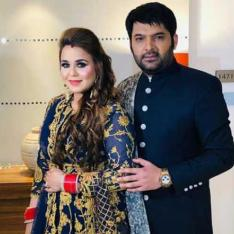 Kapil Sharma and Ginni Chatrath's 1st marriage anniversary: The comedian says, 'Never had a fight with her'