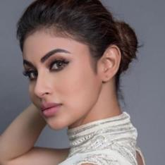 Mouni Roy looks like a dream in a white saree in THESE pics; take a look
