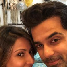 EXCLUSIVE: Nach Baliye 9 fame and ex couple Urvashi Dholakia and Anuj Sachdev rekindle their romance?