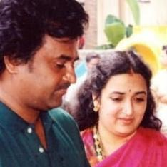 Rajinikanth: These throwback PHOTOS of the Annaatthe actor with wife Latha deserve your attention