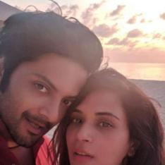 EXCLUSIVE: Are lovebirds Richa Chadha and Ali Fazal eyeing a quirky venue by the sea for their April wedding?