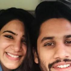 Samantha Akkineni REVEALS about the first time she met Naga Chaitanya and it's super cute