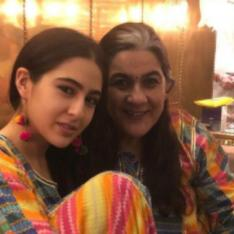 Sara Ali Khan says her mom Amrita Singh has gone through much more than her: She's the solution to my problems