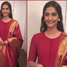 Sonam K Ahuja spills the beans about her marriage on The Kapil Sharma Show