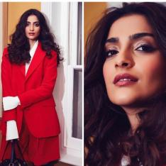 Sonam Kapoor makes a power statement in Emilia Wickstead: Yay or Nay?